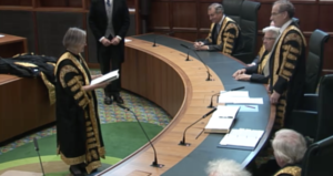 News Lady Hale taking judicial oath Supreme Court 300x159